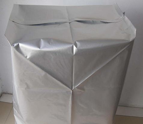 手工铝箔方底袋