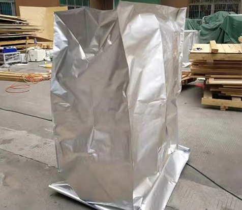 锡纸立体袋