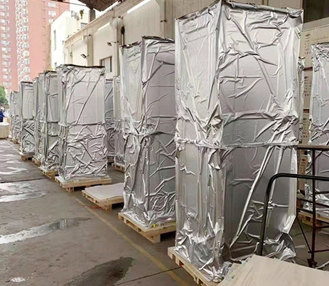大型设备防潮铝箔袋
