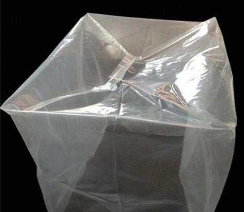 大方底袋纸箱内衬四角大型防水袋