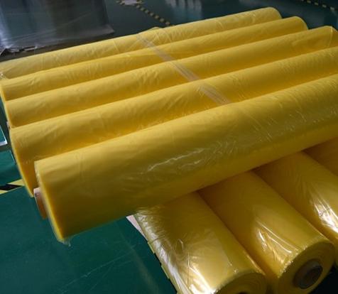 黄色防锈袋