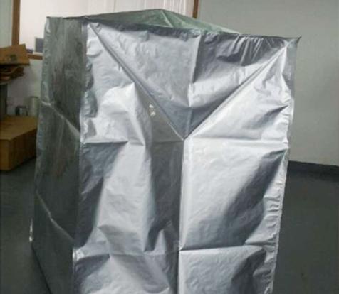 太仓大锡纸立体袋