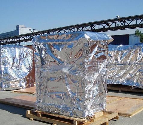 铝塑立体袋