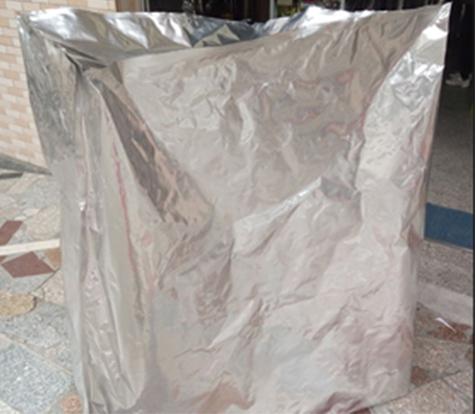 机械铝塑立体袋